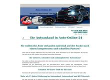 Autoankauf Auto-Online-24