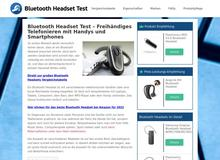 Bluetooth Headset Test