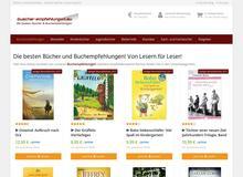Die besten Bücher und Buchempfehlungen! Von Lesern für Leser!