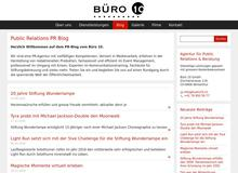 Büro 10 PR Agentur Medien Beratungs Blog