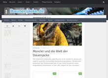 Daunenjacke.de – Modeportal für Winterjacken
