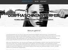 Der Maschinenstürmer