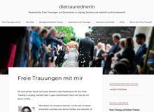 Die Traurednerin – Freie Trauungen und Zeremonien