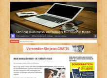 Online Business aufbauen!!!!