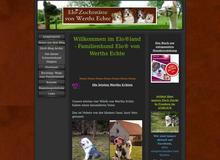 Familienhund Elo – Willkommen im Elo-Land