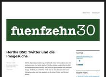 fuenfzehn30 – Ansichten über Fußball und Fußballkultur