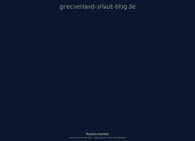 Griechenland-Urlaub-Blog