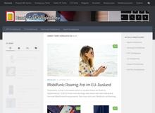 Das Huawei Mate S überzeugt als Edel-Smartphone