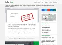 Influma – Blog für Influencer Marketing und Blogger Relations