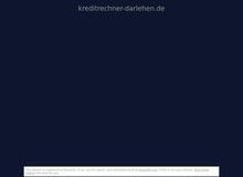 Online Kreditrechner
