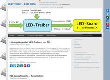 LED Treiber Blog – Netzteile, Trafos
