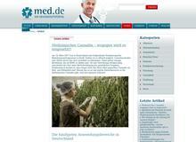 Med.de News | Ihr Gesundheitsportal