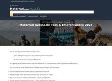 Tankrucksack Meister