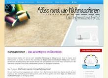 Alles rund um Nähmaschinen – Das Info Portal