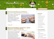 Blog über Gesundheit und Medizin