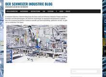 Schweizer Industrie Blog