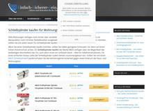 Schliesszylinder kaufen – News, Informationen und Empfehlungen