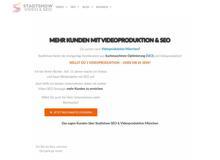 Stadtshow Videoproduktion München, Hamburg, Berlin