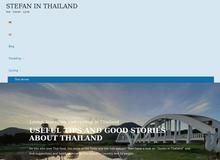 Stefan in Thailand – Ansichten und Einsichten