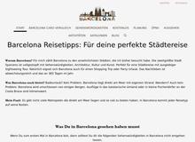 WeLoveBarcelona.de – Reiseführer Blog über Barcelona