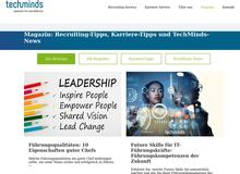 TechMinds – Recruiting-Tipps und Karriere-Tipps