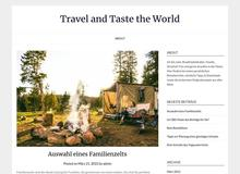Travel and Taste the World
