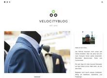 Velo City Blog