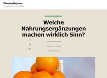Vitamineblog