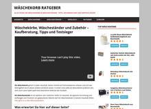 DER Wäschekorb Ratgeber – Tipps und Empfehlungen