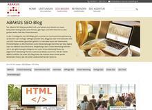 ABAKUS SEO-Blog