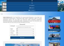 Alpine Bergtouren
