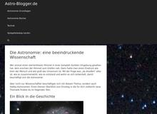 Astro-Blogger.de – Astronomie, Planeten und Sterne