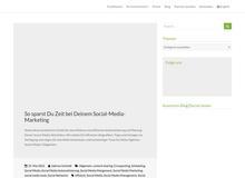 Blog2Social – Social Media und Content Marketing