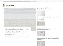 Gartenbook.de – das Portal über Produkt Tests für Garten