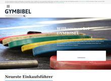 Gymbibel.de – Das Portal über Fitness und Sport
