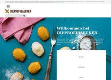 Dieprofibaecker.de – alles was das Herz begehrt.