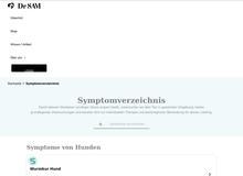Symptome für Hund und Katze vom Tierarzt Dr Sam in Düsseldorf erklärt