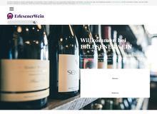 Erlesenerwein.de – Das Portal über Weinprodukte