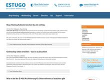 ESTUGO Hosting Blog