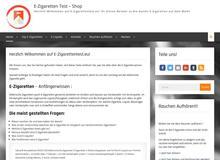 E-Zigaretten Test 2017, euer E-Zigaretten Shop mit vielen Infos