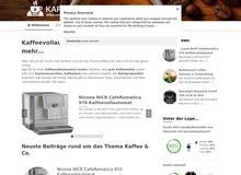 Kaffee-Kaufhaus.com – Alles zum Thema Kaffeemühle & Co.