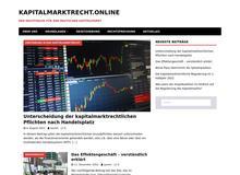 Kapitalmarktrecht.Online