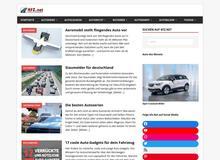 Kfz.net Autoportal. Automagazin mit News & Autobilder