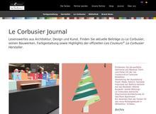 Le Corbusier Journal