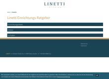 Linetti – Der Ratgeber rund um natürliches Wohnen