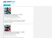 Denon Cocoon Home Dock für 268€ statt 288€(weiß, Soundsystem &, iPod, iPhone )