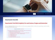 Smartwatch Test 2019
