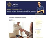 Steffen Kirchner Blog – Motivationstrainer, Vortragsredner, Spitzensportexperte