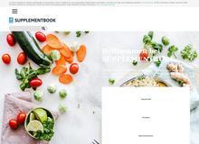Supplementbook – Das Ratgeberportal über Nahrungsergänzungsmittel