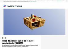 Sweetesthome.mx – Das Portal für alles rund ums Zuhause
